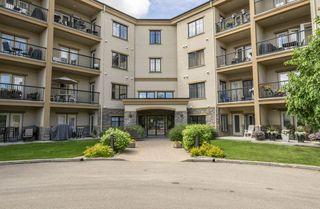 Photo 1: 307 160 Magrath Road in Edmonton: Zone 14 Condo for sale : MLS®# E4203477