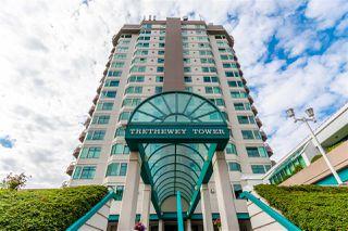 "Main Photo: 1401 32440 SIMON Avenue in Abbotsford: Abbotsford West Condo for sale in ""Trethewey Tower"" : MLS®# R2471485"
