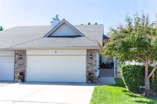 Photo 1: 9 330 Galbraith Close in Edmonton: Zone 58 House Half Duplex for sale : MLS®# E4211950