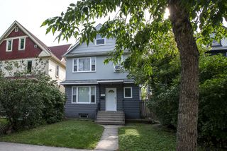 Photo 1: 255 Spence Street in Winnipeg: West Broadway Residential for sale (5A)  : MLS®# 202023427