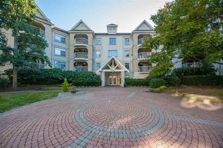 """Photo 1: 111 20894 57 Avenue in Langley: Langley City Condo for sale in """"Bayberry"""" : MLS®# R2516419"""