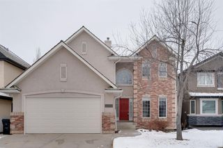 Main Photo: 84 Evergreen Crescent SW in Calgary: Evergreen Detached for sale : MLS®# A1055761