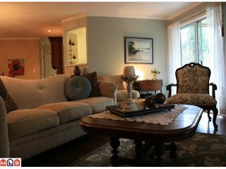 "Photo 4: 64 4001 OLD CLAYBURN Road in Abbotsford: Abbotsford East Townhouse for sale in ""Cedar Springs"" : MLS®# F1009565"