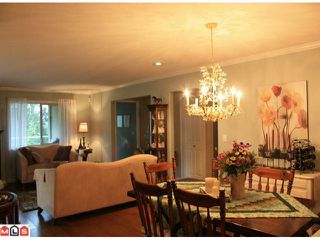 "Photo 3: 64 4001 OLD CLAYBURN Road in Abbotsford: Abbotsford East Townhouse for sale in ""Cedar Springs"" : MLS®# F1009565"