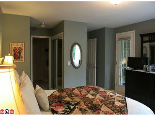 "Photo 7: 64 4001 OLD CLAYBURN Road in Abbotsford: Abbotsford East Townhouse for sale in ""Cedar Springs"" : MLS®# F1009565"