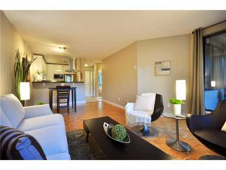 """Photo 4: 102 1350 COMOX Street in Vancouver: West End VW Condo for sale in """"BROUGHTON TERRACE"""" (Vancouver West)  : MLS®# V821764"""