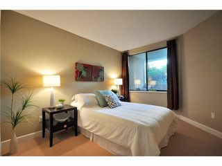 """Photo 6: 102 1350 COMOX Street in Vancouver: West End VW Condo for sale in """"BROUGHTON TERRACE"""" (Vancouver West)  : MLS®# V821764"""