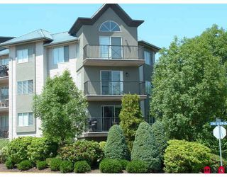 "Photo 1: 306 32725 GEORGE FERGUSON Way in Abbotsford: Abbotsford West Condo for sale in ""Uptown"" : MLS®# F2821145"