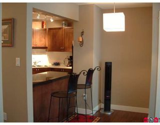 "Photo 3: 306 32725 GEORGE FERGUSON Way in Abbotsford: Abbotsford West Condo for sale in ""Uptown"" : MLS®# F2821145"