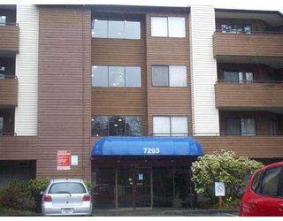 """Photo 1: 249 7293 MOFFATT Road in Richmond: Brighouse South Condo for sale in """"DORCHESTER CIRCLE"""" : MLS®# V760207"""