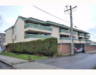 """Photo 1: 307 1977 STEPHENS Street in Vancouver: Kitsilano Condo for sale in """"KITSILANO"""" (Vancouver West)  : MLS®# V761713"""