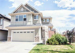 Photo 1: 218 CIMARRON Drive: Okotoks Detached for sale : MLS®# C4262144
