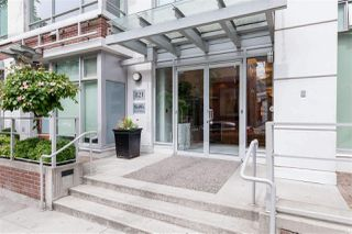 """Photo 1: 1201 821 CAMBIE Street in Vancouver: Downtown VW Condo for sale in """"Raffles"""" (Vancouver West)  : MLS®# R2445304"""