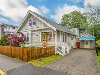 Photo 1: 54 Prideaux St in NANAIMO: Na Old City House for sale (Nanaimo)  : MLS®# 842271