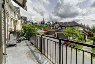 "Photo 27: 5 3400 DEVONSHIRE Avenue in Coquitlam: Burke Mountain Townhouse for sale in ""Colborne Lane by Polygon"" : MLS®# R2487506"