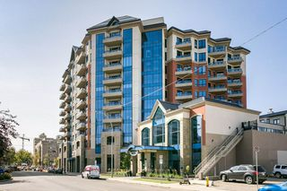 Photo 1: 224 10142 111 Street in Edmonton: Zone 12 Condo for sale : MLS®# E4214747