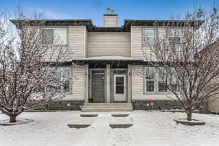 Photo 1: 139 Covemeadow Close NE in Calgary: Coventry Hills Semi Detached for sale : MLS®# A1044712