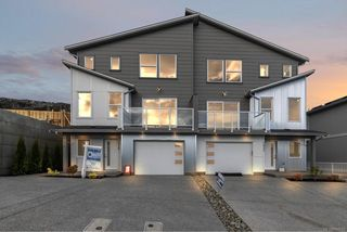 Photo 1: 7034 Brailsford Pl in : Sk Sooke Vill Core Half Duplex for sale (Sooke)  : MLS®# 860055