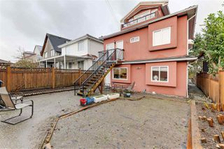 Photo 30: 4216 INVERNESS Street in Vancouver: Knight House for sale (Vancouver East)  : MLS®# R2525645