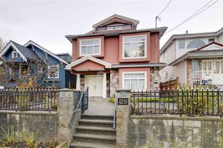 Photo 1: 4216 INVERNESS Street in Vancouver: Knight House for sale (Vancouver East)  : MLS®# R2525645