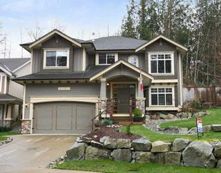 """Photo 1: 24330 MCCLURE Drive in Maple Ridge: Albion House for sale in """"MAPLE CREST"""" : MLS®# V811441"""