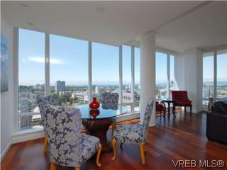 Photo 5: 1806 707 Courtney St in VICTORIA: Vi Downtown Condo for sale (Victoria)  : MLS®# 543641