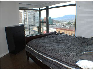 """Photo 4: 607 1068 W BROADWAY in Vancouver: Fairview VW Condo for sale in """"THE ZONE"""" (Vancouver West)  : MLS®# V861214"""