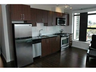 """Photo 2: 607 1068 W BROADWAY in Vancouver: Fairview VW Condo for sale in """"THE ZONE"""" (Vancouver West)  : MLS®# V861214"""