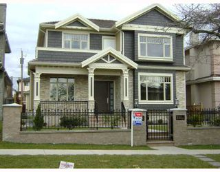 Photo 1: 765 W 64TH Avenue in Vancouver: Marpole House for sale (Vancouver West)  : MLS®# V750925