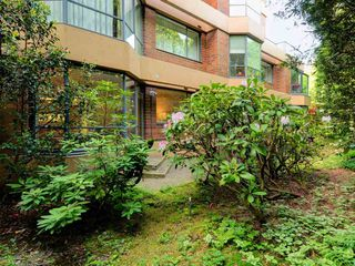 "Photo 15: 104 3905 SPRINGTREE Drive in Vancouver: Quilchena Condo for sale in ""ARBUTUS VILLAGE"" (Vancouver West)  : MLS®# R2413168"