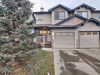 Photo 1: 8767 Stein Lane in Edmonton: Zone 14 House Half Duplex for sale : MLS®# E4181235