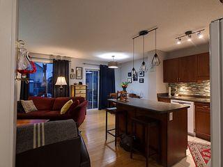 Photo 3: 8767 Stein Lane in Edmonton: Zone 14 House Half Duplex for sale : MLS®# E4181235