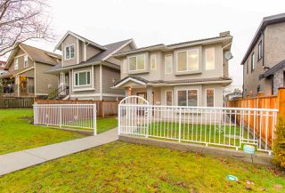 Photo 1: 4165 OXFORD Street in Burnaby: Vancouver Heights House for sale (Burnaby North)  : MLS®# R2426554