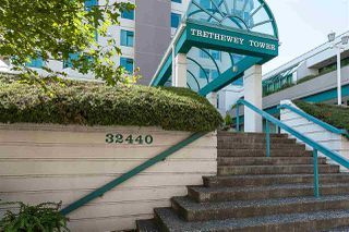 """Photo 17: 1101 32440 SIMON Avenue in Abbotsford: Abbotsford West Condo for sale in """"Trethewey Tower"""" : MLS®# R2433394"""