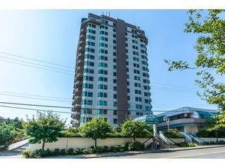 """Photo 2: 1101 32440 SIMON Avenue in Abbotsford: Abbotsford West Condo for sale in """"Trethewey Tower"""" : MLS®# R2433394"""