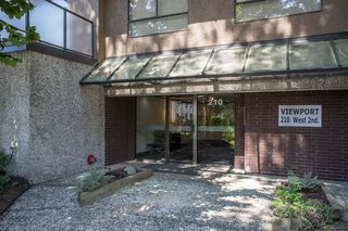 "Photo 3: 331 210 W 2ND Street in North Vancouver: Lower Lonsdale Condo for sale in ""Viewport"" : MLS®# R2457136"