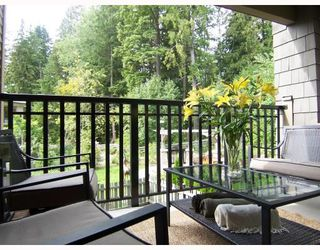 "Photo 5: 204 2958 WHISPER Way in Coquitlam: Westwood Plateau Condo for sale in ""SUMMERLIN"" : MLS®# V786045"