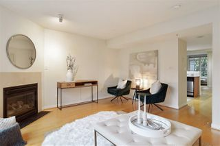 "Photo 4: TH3 63 KEEFER Place in Vancouver: Downtown VW Townhouse for sale in ""EUROPA"" (Vancouver West)  : MLS®# R2518790"