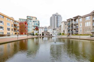 "Main Photo: 214 2 RENAISSANCE Square in New Westminster: Quay Condo for sale in ""The Lido"" : MLS®# R2531419"