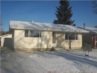 Main Photo: 159 Selkirk Crescent in Saskatoon: Westview Heights Single Family Dwelling for sale (Saskatoon Area 05)