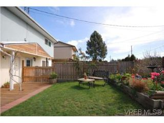 Photo 1: 382 Selica Rd in VICTORIA: La Atkins Half Duplex for sale (Langford)  : MLS®# 533924
