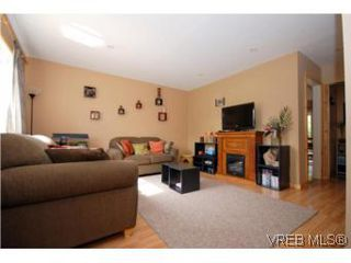 Photo 4: 382 Selica Rd in VICTORIA: La Atkins Half Duplex for sale (Langford)  : MLS®# 533924