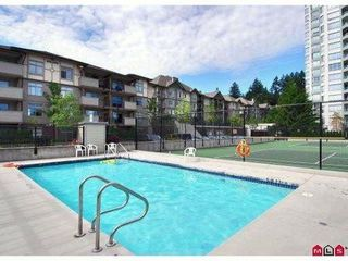 "Photo 1: 313 10088 148TH Street in Surrey: Guildford Condo for sale in ""BLOOMSBURY COURT"" (North Surrey)  : MLS®# F1019063"