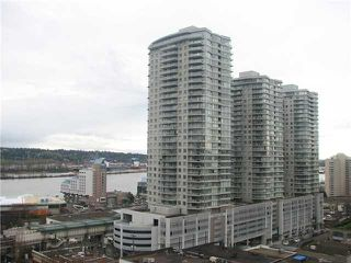 "Photo 1: 2109 892 CARNARVON Street in New Westminster: Downtown NW Condo for sale in ""Azure II"" : MLS®# V849518"