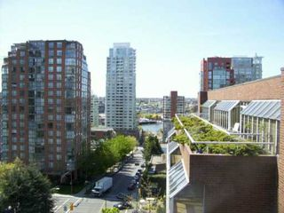 """Photo 6: 802 1333 HORNBY ST in Vancouver: Downtown VW Condo for sale in """"ANCHOR POINT"""" (Vancouver West)  : MLS®# V588521"""