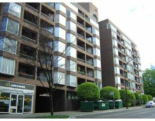 """Photo 1: 802 1333 HORNBY ST in Vancouver: Downtown VW Condo for sale in """"ANCHOR POINT"""" (Vancouver West)  : MLS®# V588521"""