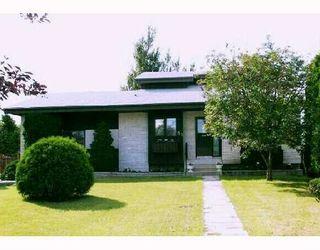 Main Photo:  in WINNIPEG: St Vital Residential for sale (South East Winnipeg)  : MLS®# 2816378