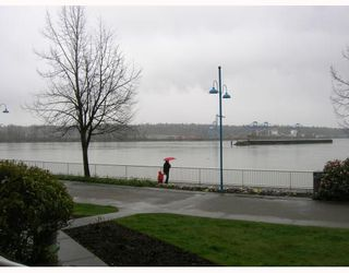 "Photo 8: 102 12 K DE K Court in New_Westminster: Quay Condo for sale in ""DOCKSIDE"" (New Westminster)  : MLS®# V759145"