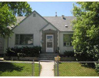 Photo 1: 332 BOWMAN Avenue in WINNIPEG: East Kildonan Residential for sale (North East Winnipeg)  : MLS®# 2912084
