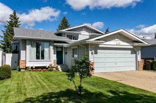 Photo 1: 119 DORCHESTER Drive: St. Albert House for sale : MLS®# E4171678